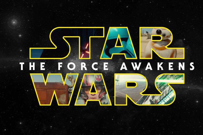 Disney Are Planning A Lot More Star Wars In The Future Star Wars 7 Logo  Wallpaper