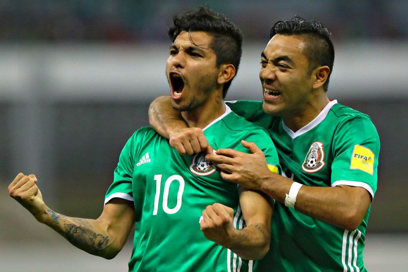 Mexico puts all eyes on Copa America