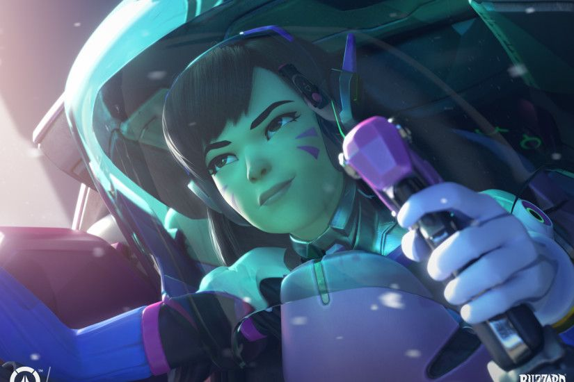 36 Wallpapers incríveis de Overwatch