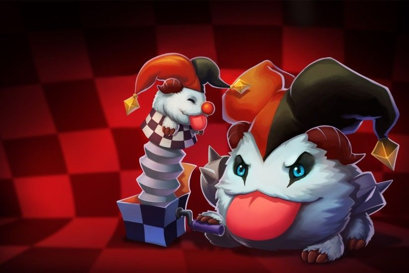 League Of Legends, Poro, Shaco Wallpapers HD / Desktop and Mobile  Backgrounds