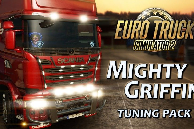 Mighty Griffin DLC Tuning Pack for ETS 2