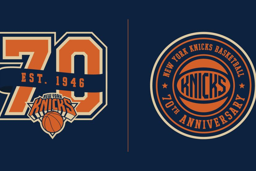 Knicks properly honor 70th anniversary with vintage-inspired branding  campaign | NBA | Sporting News