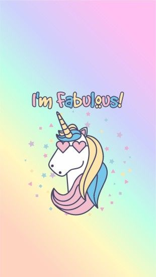 Pink Fluffy Unicorns Wallpapers Wallpapertag