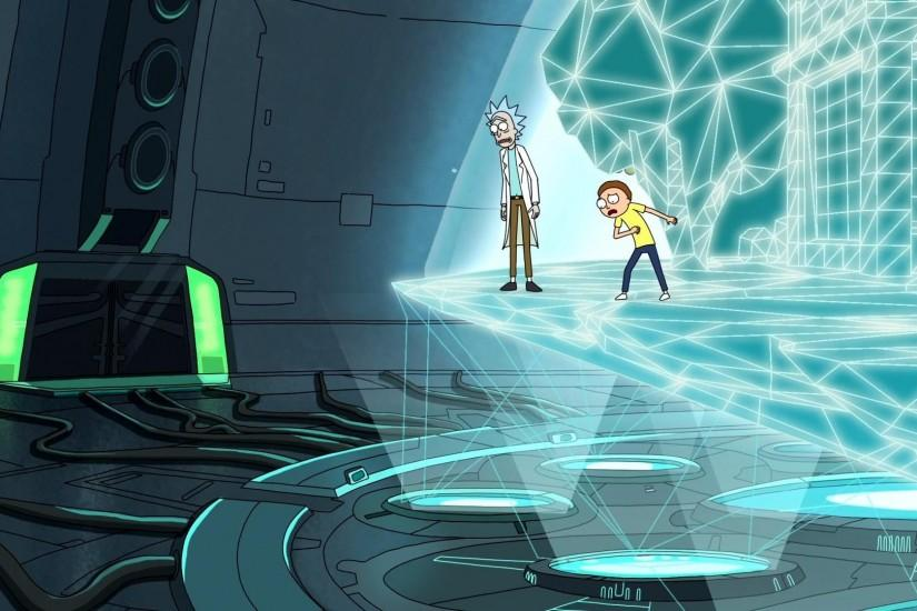 cool rick and morty wallpaper 1080p 1920x1080