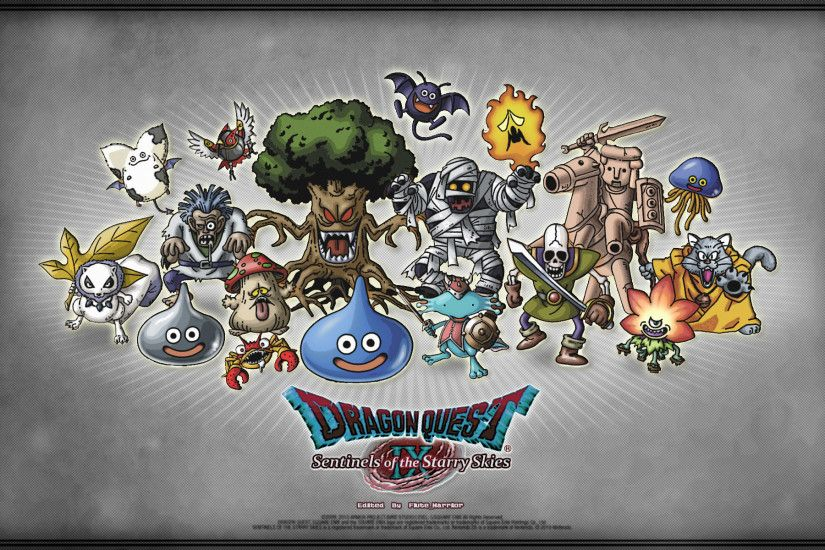 Dragon Quest IX Modded Wallpaper by Flute Warrior ...