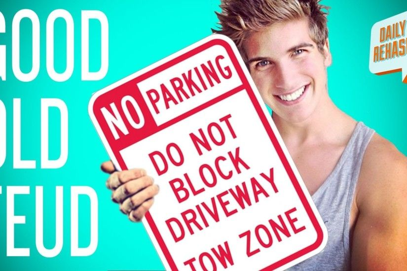 Joey Graceffa Car Gets Towed - Feud Ensues | DAILY REHASH | Ora TV - YouTube