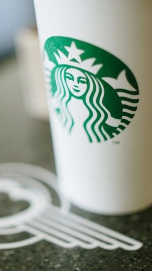 Starbucks Coffee Cup Tilt Shift Android Wallpaper ...