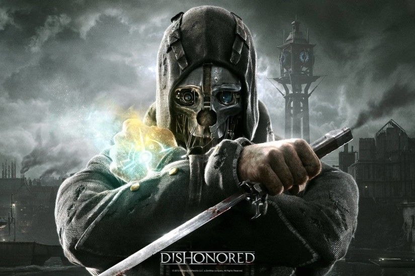 ... optimized-dishonored-video-game-wallpaper ...