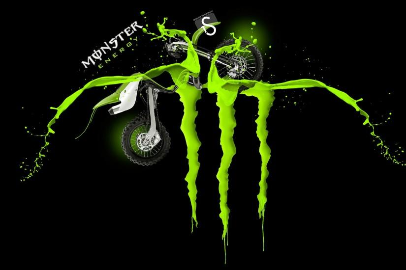 Download Desktop Monster Energy Wallpaper HD.