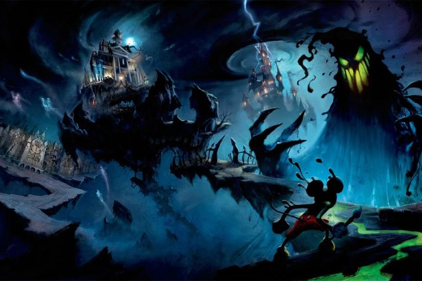 Disney Epic Mickey Wallpaper 249559