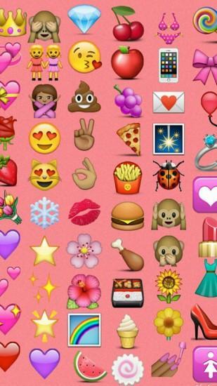 Emoji Wallpaper Hd Iphone