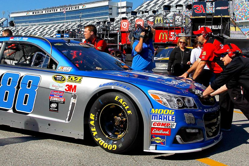 Dale Earnhardt Jr. fastest in first Daytona 500 practice | NASCAR |  Sporting News