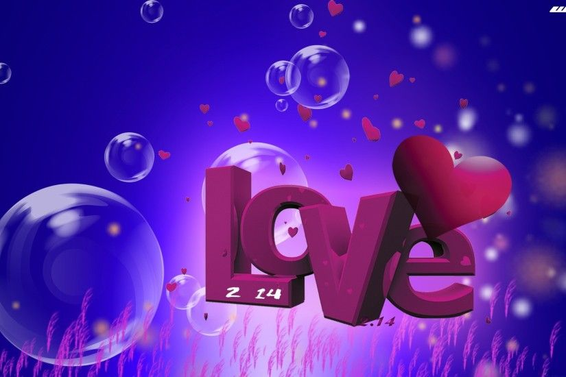 Love Hearts wallpaper