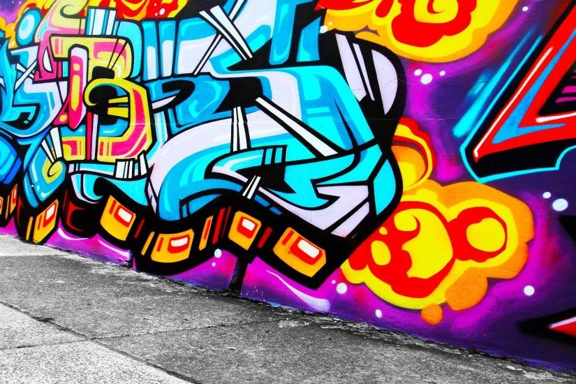Graffiti Desktop Wallpaper 50837