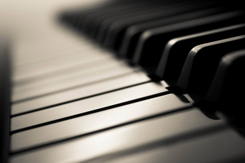 Piano Widescreen Wallpaper