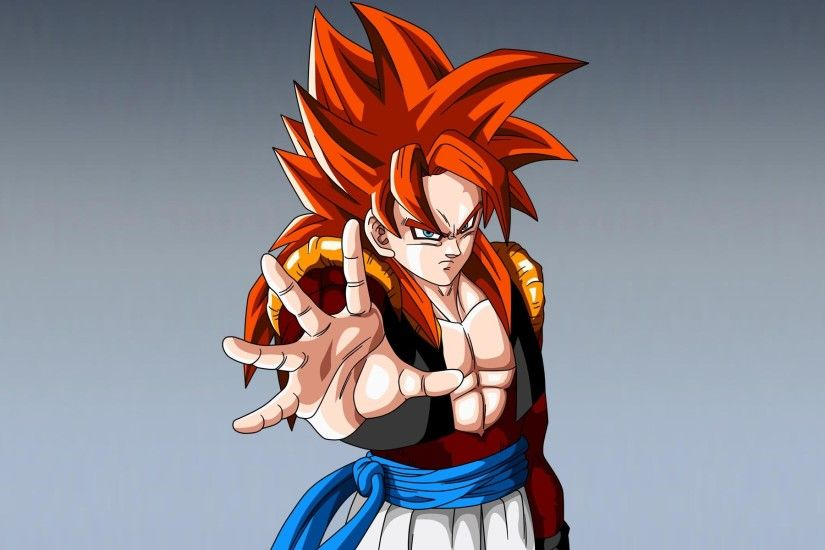 ... fantastic gogeta wallpaper 41311
