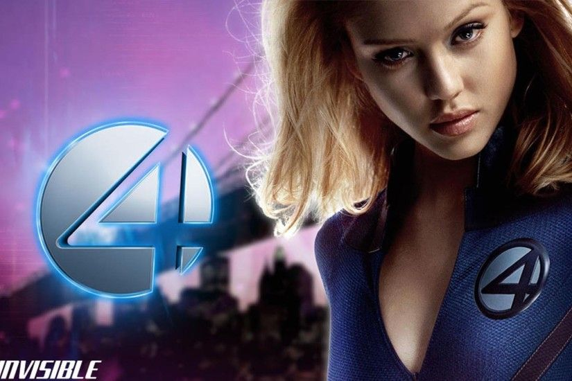 Invisible Woman - Fantastic Four