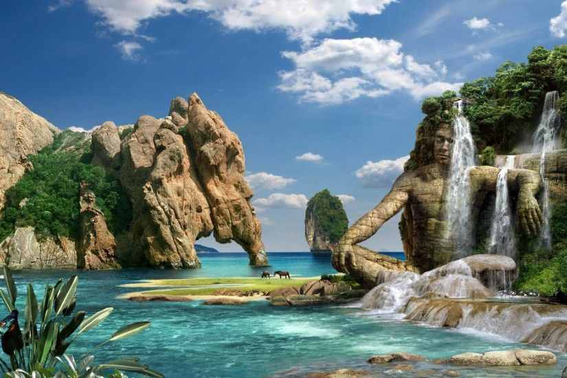 ... Best 3d Nature Wallpaper In The World 6 Top 25 Ideas On Pinterest Beautiful  Wallpaper Images ...