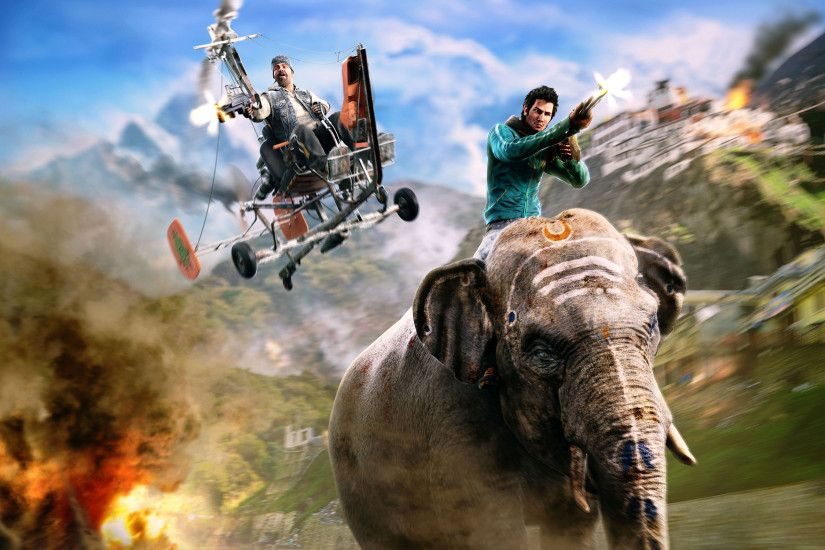 Far Cry 4 wallpaper free hd widescreen, kB)