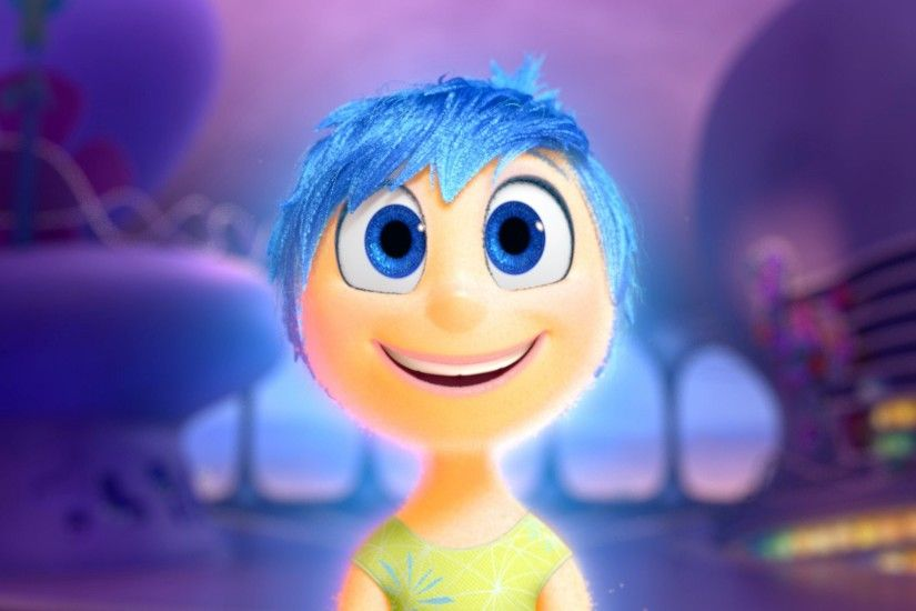 Joy In Inside Out Movie