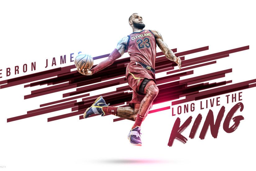 Lebron HD wallpapers collection