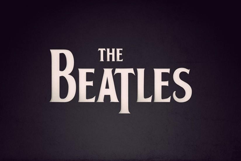 beatles, simple, logo