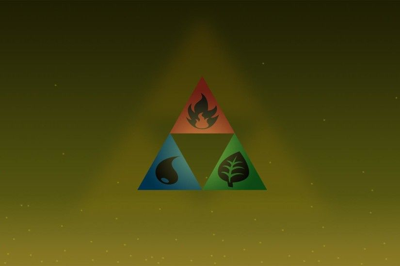Triforce-Pictures-HD · Triforce-Wallpaper