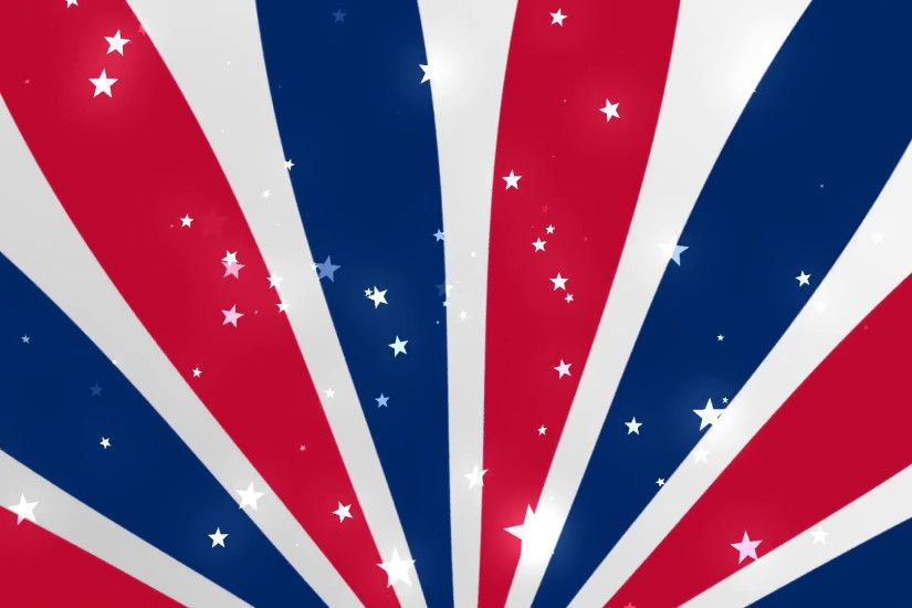 USA Patriotic Stars and Stripes 1 Loopable Background Motion Background -  VideoBlocks