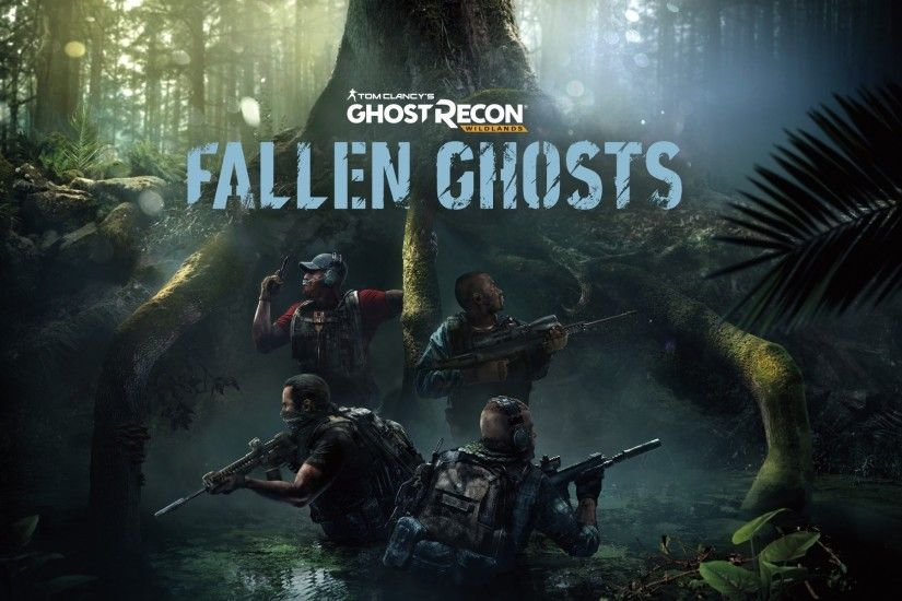Games / Fallen Ghosts Wallpaper