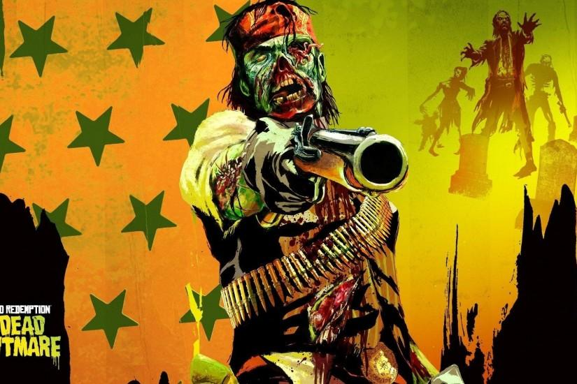 HD Wallpaper | Background ID:401443. 1920x1080 Video Game Red Dead  Redemption: Undead Nightmare