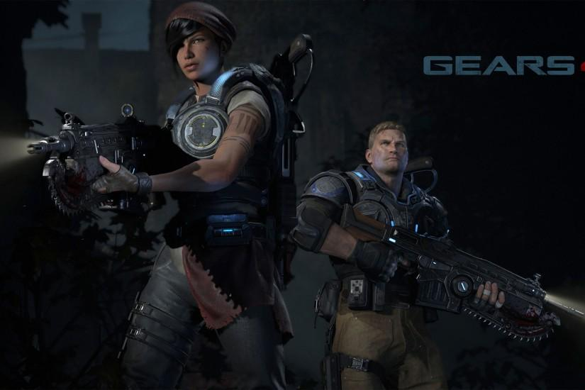 gears of war 4 wallpaper 3840x2160 for desktop
