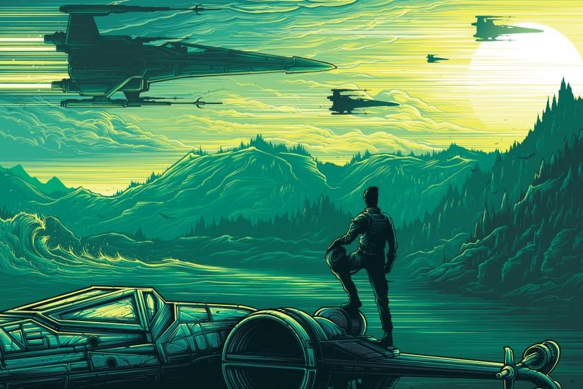 Star Wars The Force Awakens IMAX Wallpapers | HD Wallpapers