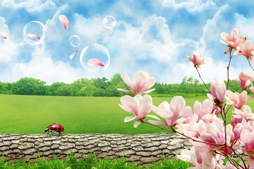 beautiful-spring-wallpapers - Funky Fevar