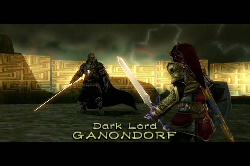 Ganon Twilight Princess all fights - YouTube