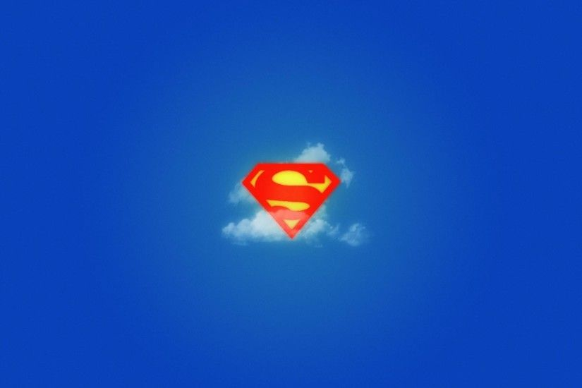 superman background blue 7