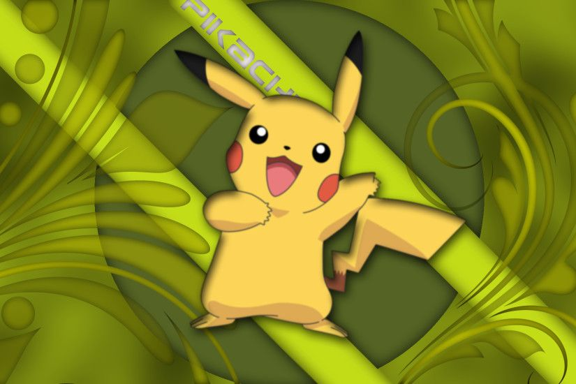 Free Pikachu backgrounds download.