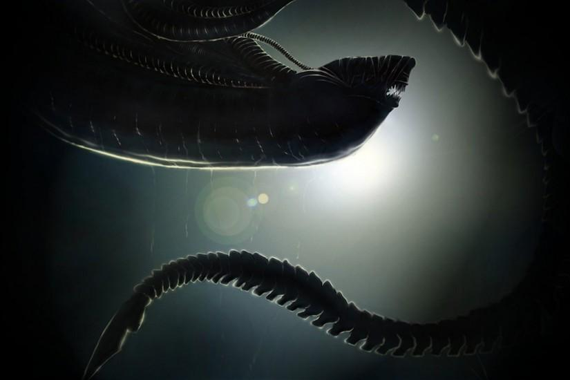 download free alien wallpaper 2560x1440