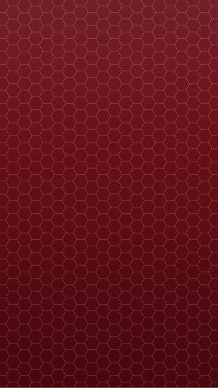 Honeycomb Red Pattern Android Wallpaper ...