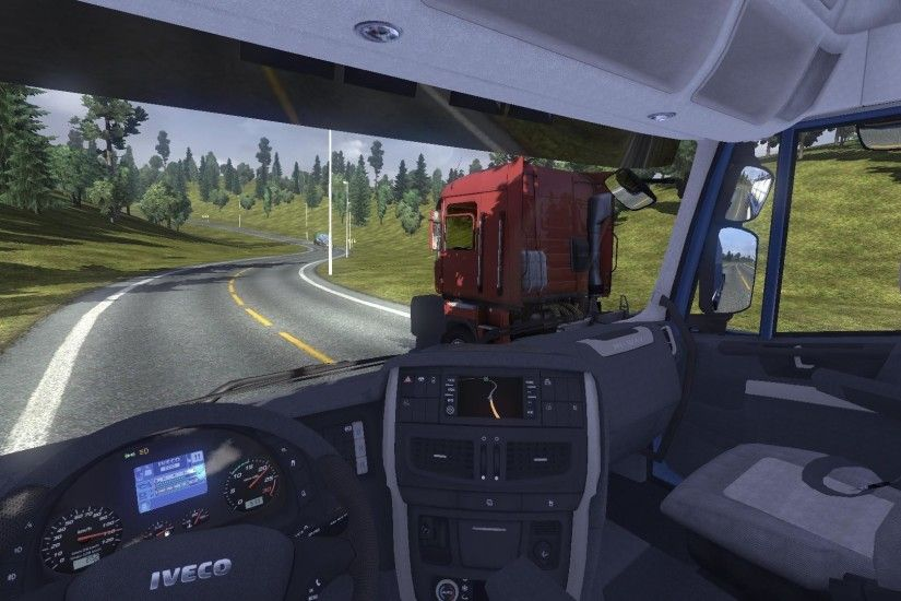 Euro Truck Simulator 2 (PC igre) @ Bug Online Forum