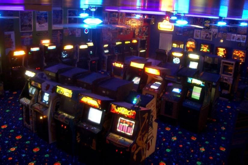 Arcade Games 27 Cool Hd Wallpaper Wallpaper