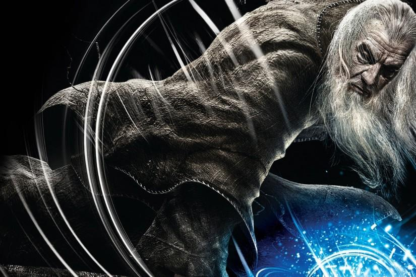 Preview wallpaper the lord of the rings, guardians of middle-earth, gandalf,