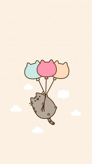pusheen wallpaper 1080x1920 phone
