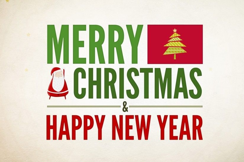 Download Merry Christmas and Happy New Year Photo.