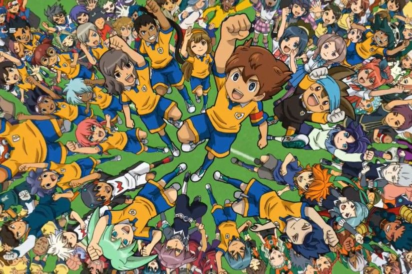 1 Inazuma Eleven Strikers HD Wallpapers | Backgrounds - Wallpaper Abyss
