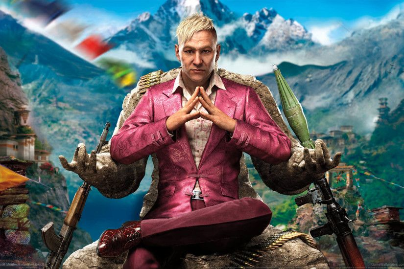 Far Cry 4 wallpaper or background Far Cry 4 wallpaper or background 01