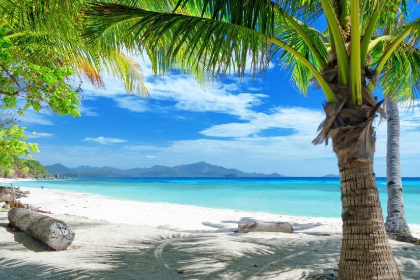 Beautiful beach backgrounds desktop