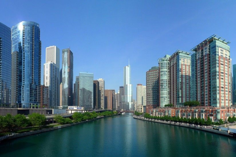 Chicago Wallpaper Background 18661