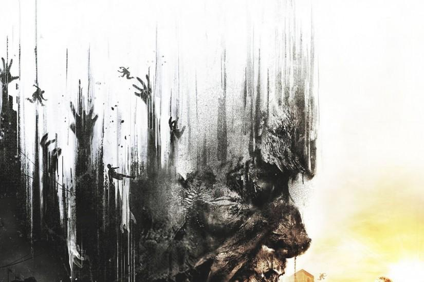 Dying Light dark zombie f wallpaper background