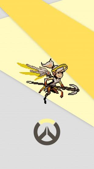 full size mercy overwatch wallpaper 1440x2560 for phone