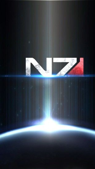 Video Game Mass Effect. Wallpaper 379565